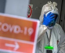 коронавирус в Беларуси, Минздрав, COVID-19,14 октября, коронавирус в мире, вторая волна, Лукашенко, Мрочек