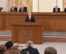 послание Лукашенко народу и национальному собранию, 24 апреля, Лукашенко, руководители, госаппарат, совмин