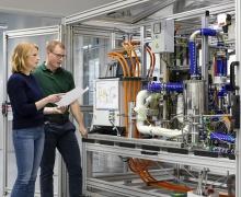 Bosch планирует запуск производства водородных топливных элементов