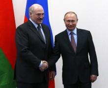 переговоры Александра Лукашенко и Владимира Путина, 13 февраля, Сочи, Россия, Беларусь