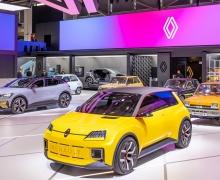 Стало известно, как выглядит Renault 5 Prototype на мюнхенском автосалоне