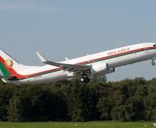 Техобслуживание самолета Лукашенко в Гамбурге под вопросом, профсоюз против