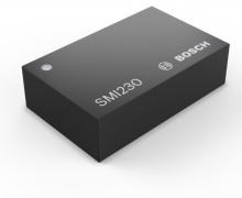 Bosch открыла производство MEMS-датчиков SMI230