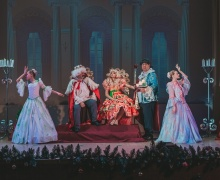 «Старая-старая сказка»: в прямом эфире на VOKA покажут детский музыкальный спектакль