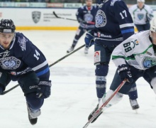 «Динамо» сыграли с «Югрой»