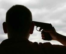 Милиционер застрелился
