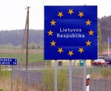 границы, коронавирус, въезд, Литва закрывает границы для легковых авто, ГПК, Беларусь