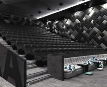 мультиплекс velcom cinema, открытие, Dana Mall, VOKA