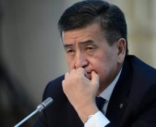Президент Кыргызстана ушел с поста, чтобы не допустить кровопролития