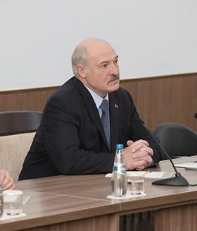 Александр Лукашенко, 22 февраля, Военная академия, НАТО