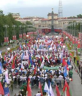 День Независимости отметили в Минске