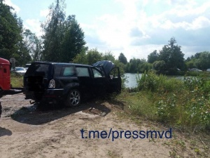Следственный комитет, авария, Белоозерск, ДТП в Березовском районе, Мерседес GL