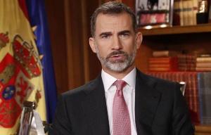 Испанский монарх Фелипе VI