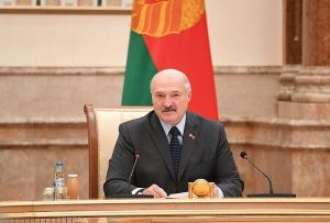 Лукашенко Фото пресс-службы президента