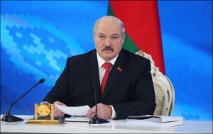 Александр Лукашенко, большой разговор с президентом, 3 февраля, Данкверт, торговые войны, Россия, Россельхознадзор, Баумгертнер