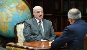 Александр Лукашенко, 14 мая, доклад премьер-министра Беларуси Сергея Румаса, МВФ, госдолг, коронасвирус