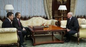 Встреча Лукашенко с Нарышкиным
