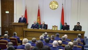 Александр Лукашенко, назначение генпрокурора, Андрей Швед, Генпрокуратура, Беларусь, акции протеста, прокуроры, 10 сентбяря, визит в генпрокуратуру
