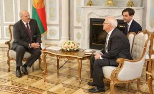 Лукашенко и Питерс