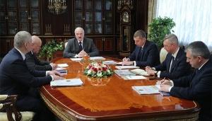 Александр Лукашенко, совещание, 26 мая, доклад о ситуации на потребительском рынке, Колтович, МАРТ, цены, Анфимов