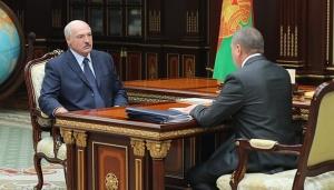 Лукашенко и Макей