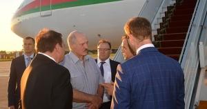 Александр Лукашенко, 20-21 сентября, рабочий визит в Российскую Федерацию, Путин