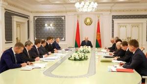 Лукашенко, 5 февраля, Турчин, работа предприятий, экономический блок, цементные заводы, работа предприятий, Беларусь