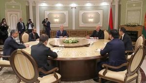 Александр Лукашенко, 27 ноября, встреча с главами правительств государств - членов Евразийского экономического союза
