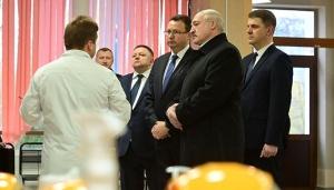 Лукашенко, коронавирус в Беларуси, 6-я ГКБ Минска, Юркевич, зарплаты, медики, Польша