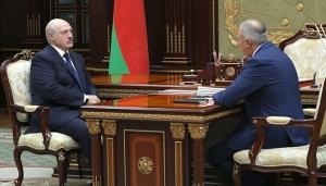 Александр Лукашенко, 23 августа, встреча, Сергей Румас, Путин, Зеленский, Мамука Бахтадзе