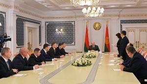 Александр Лукашенко, 15 января, назначение руководителей местных исполнительных и распорядительных органов, суверенитет, беларусь, чиновники