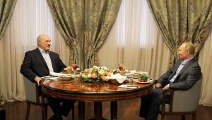 Момент истины в Сочи: как проходит встреча Лукашенко и Путина