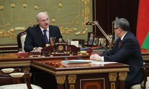 Александр Лукашенко, Владимир Зиновский, предпринимательство,  Совет по развитию предпринимательства при президенте