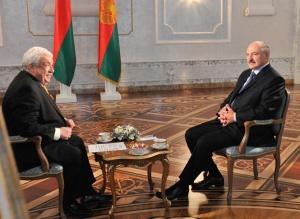 Лукашенко, интервью ТАСС, Гусман