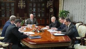 совещание, Лукашенко, развитие рынка телекоммуникаций в Беларуси