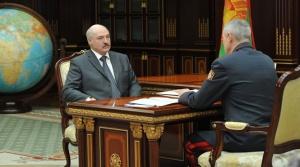 МВД, Игорь Шуневич, Александр Лукашенко, доклад, сокращение центрального аппарата