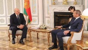 Лукашенко хочет, чтобы в Минске провели суперкубок УЕФА