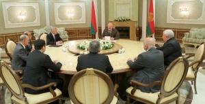 Лукашенко в ОДКБ