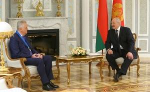 Томислав Николич, Александр Лукашенко, орден дружбы народов,
