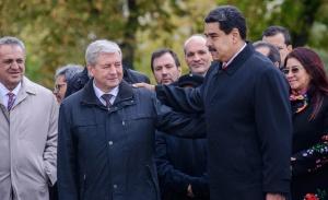 Семашко и Мадуро