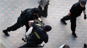 "задержания, Минск, Дашкевичи, ""Молодой фронт"", ""Белый легион"""
