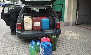 Польша, ограничение на ввоз топлива, Беларусь, Брестская таможня, перевоз бензина, граница