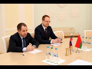 Игорь Шуневич и Михаил Бабич