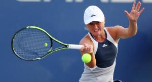 Александра Саснович, Токио, Toray Pan Pacific Open, Каролина Плишкова