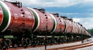 нефть в цистернах