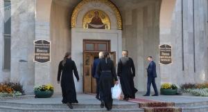 Синод в Минске. Спутник