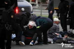 Марш гордости в Минске: водометы, светошумовые гранаты, задержания