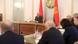 заседание совбеза, 12 марта, Александр Лукашенко, Беларусь