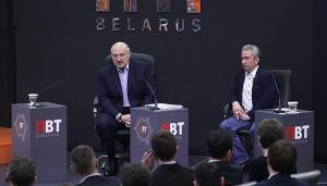 Александр Лукашенко, посещение ПВТ, 12 апреля, Виктор Прокопеня, поддержка ИТ-сферы, министерство цифровой информации