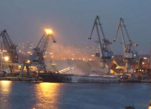 Балтийский порт